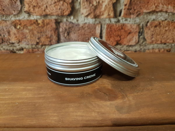 Shaving Cream - Open